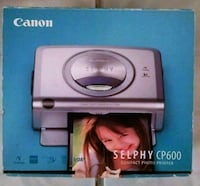 Compact Photo Printer: Canon Selphy CP600 Toronto, M8Y 4G7