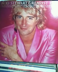 Rod Stewart album New York