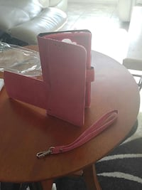 pink leather tablet case Maricopa, 85138