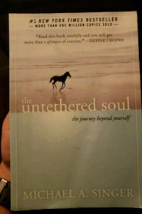 The Untethered Soul 2233 mi