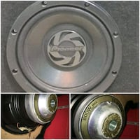 PİONEER BASS SUBWOOFER