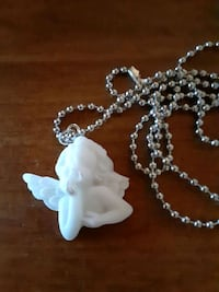 New Angel Necklace