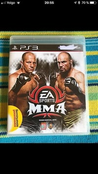 EA Sports MMA Sony PS3