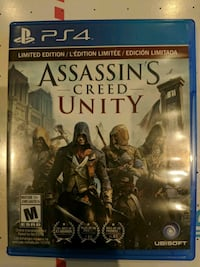 Assassin's Creed Unity PS4 Mississauga, L5L 5C3