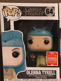 Funko Olenna Tyrell - Summer Convention Exclusive  La Habra Heights, 90631