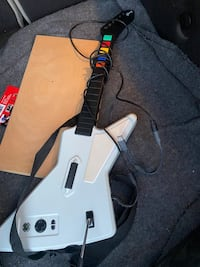 Guitar hero Xbox 360 controller with USB adapter