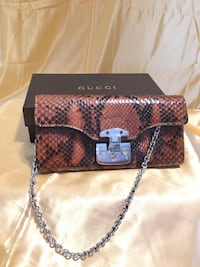 Brand New Gucci Python Clutch Richmond Hill, L4C 8L9