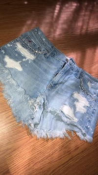 Hollister, size 7 high wasted shorts Cartersville, 30121