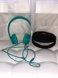 green and black corded headphones Stephens City, 22655