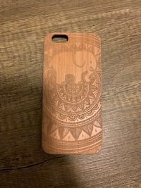 iPhone 6 wood case  Alexandria, 22311