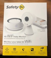 HD Wifi Baby Monitor 1173 km