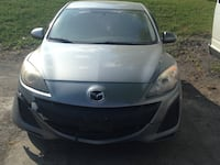 Mazda. Needs Bumper/Rad/Tow Kitchener