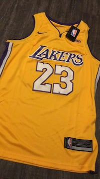 Lebron lakers home jersey  Hawthorne, 90250