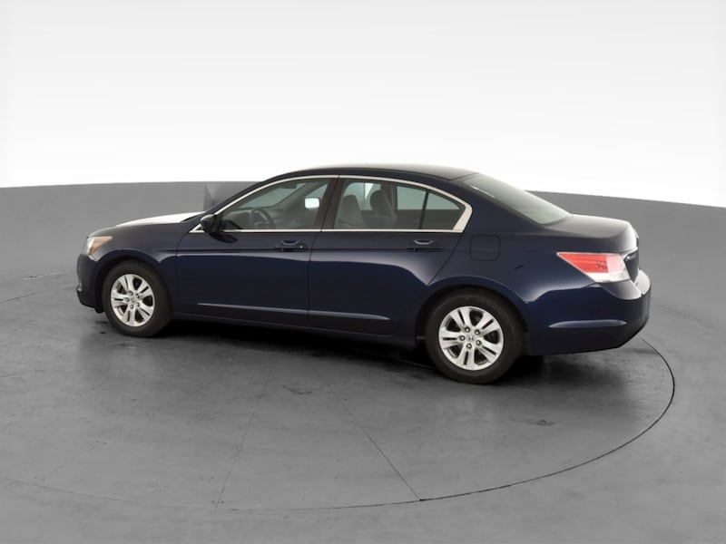 2009 Honda Accord sedan LX-P Sedan 4D Blue  836b6642-55a6-4296-b9a1-3e8b0e234e74
