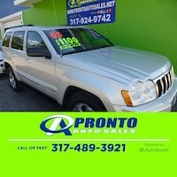 2005 Jeep Grand Cherokee Limited Indianapolis, 46222