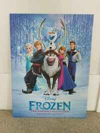 "Disney ""Frozen"" brand new poster collection book Surrey, V3S"