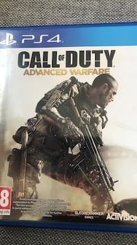 Call of duty advanced warfare ps4 spill tilfelle 6215 km