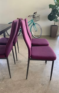 Upholstered dining chairs New York, 11109