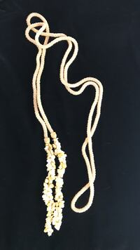 gold-colored necklace Chambly