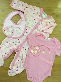 Baby Clothes, Girl, Never Worn, With Tags