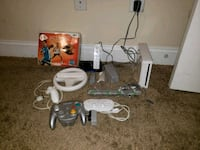 Wii and extras Salem, 36874