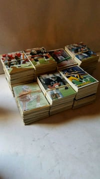 1200+ Football Cards (1992 to 1995) (Upper Deck, F Oakland, 94612