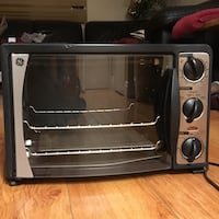 black and gray toaster oven Henderson, 89052