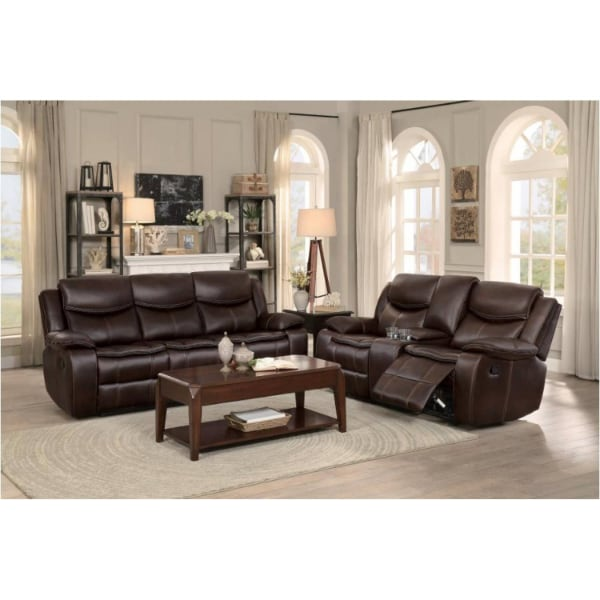 Bastrop 2PC SET: SOFA, LOVE  - Brand New - Free Home Delivery SF bay area