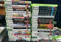 Xbox 360 Games ($65 for all the games) 2253 mi
