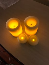 Battery active candles Ripon, 95366