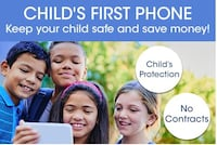 Free cell phone for kids  Bowling Green