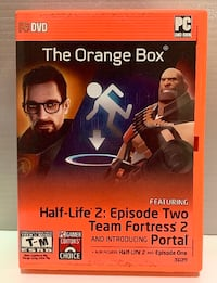PC Game - Half-life 2: Orange Box