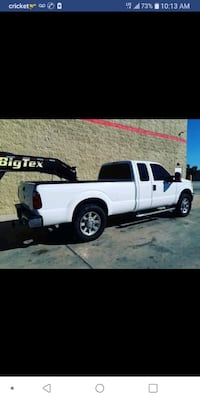 2012 Ford F-250 Super Duty XLT 4x4 Crew Cab 156 in Houston
