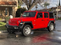 Jeep - Wrangler - 2018 Los Angeles