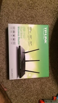 TP Link Dual Band Wireless Router Las Vegas, 89129