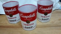 Collectable CAMPBELL SOUP GLASSES/CIIPS Brooklyn, 11234