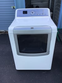 white front-load clothes washer Apache Junction, 85119