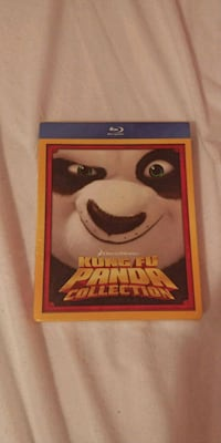 Kung Fu Panda 1 & 2 Bluray set Alexandria, 22312