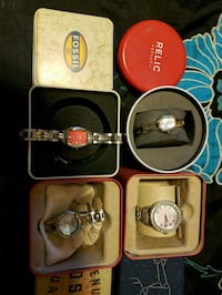 three assorted color of watches Sidney, 45365