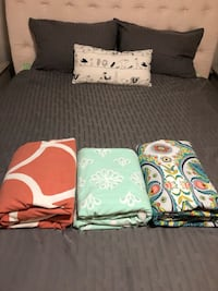 Queen size duvet package, price is for all Edmonton, T5J