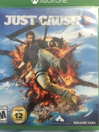 Just cause 3 Xbox one game  Los Angeles, 91605