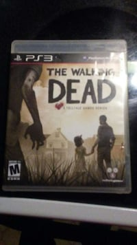 The Walking Dead ps3 game Summerville