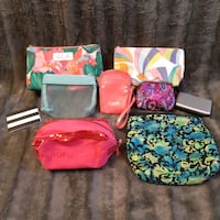 Assortment of Makeup Bags Newmarket, L3Y 5S5