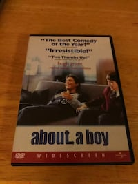 About a Boy DVD case Eastover, 29044