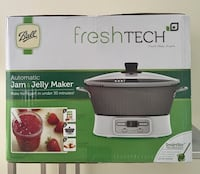 Brand New Ball Freshtech Automatic Jam and Jelly Maker Virginia Beach, 23464