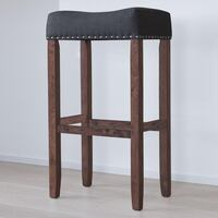 Hylie 29in Nailhead barstools