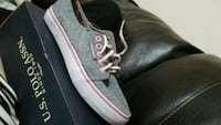Polo Girl Shoes size 3.5