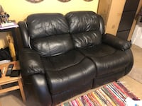 Love seat leather recliners! Rockville, 20852