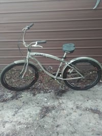 gray GX7 bicycle Osteen, 32764