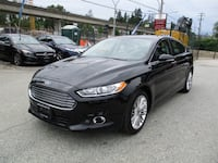2016 Ford Fusion 2016 Ford Fusion - SE AWD NAVI LEA SUNROOF/CAMERA langley